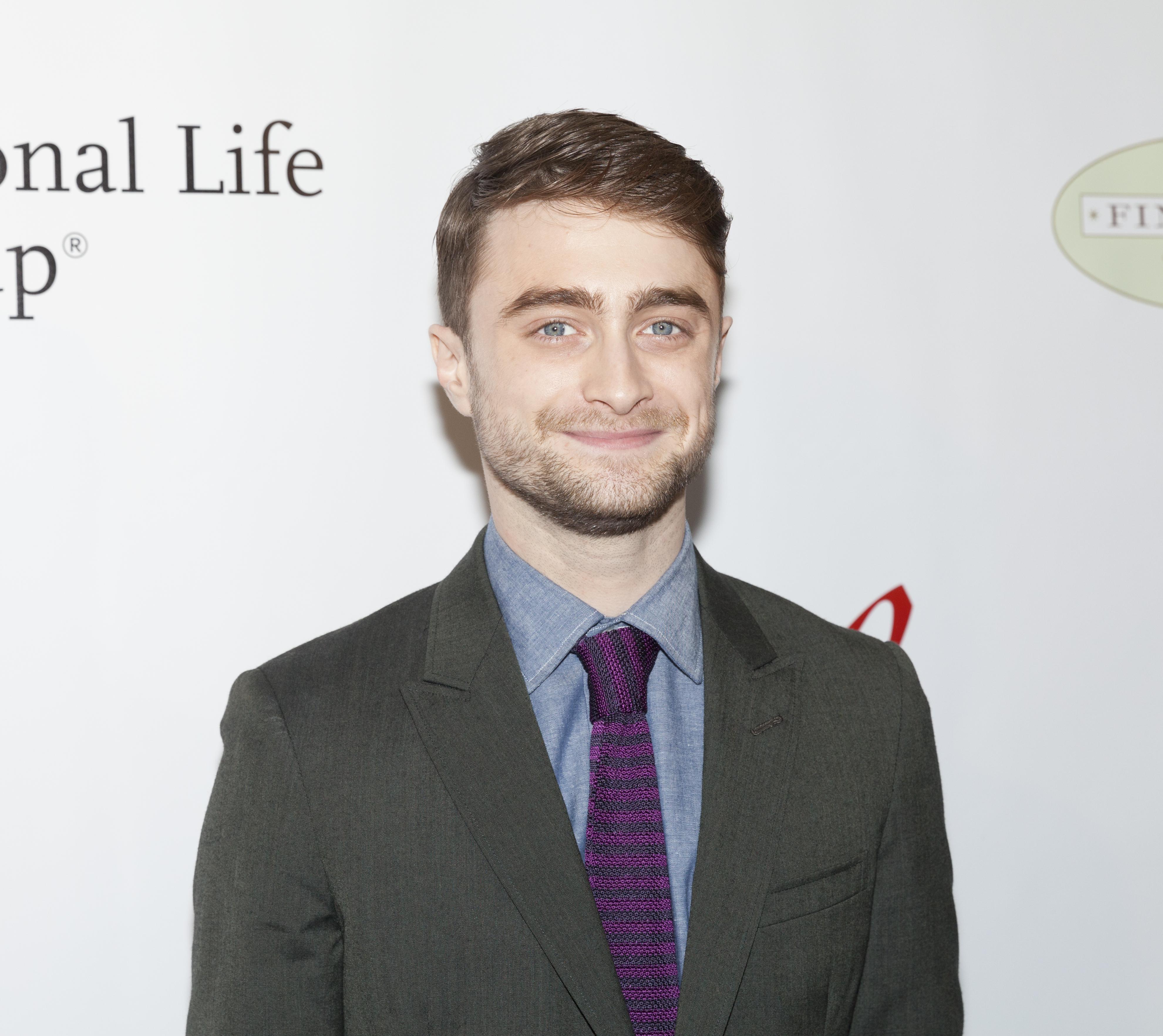 Daniel Radcliffe, o eterno