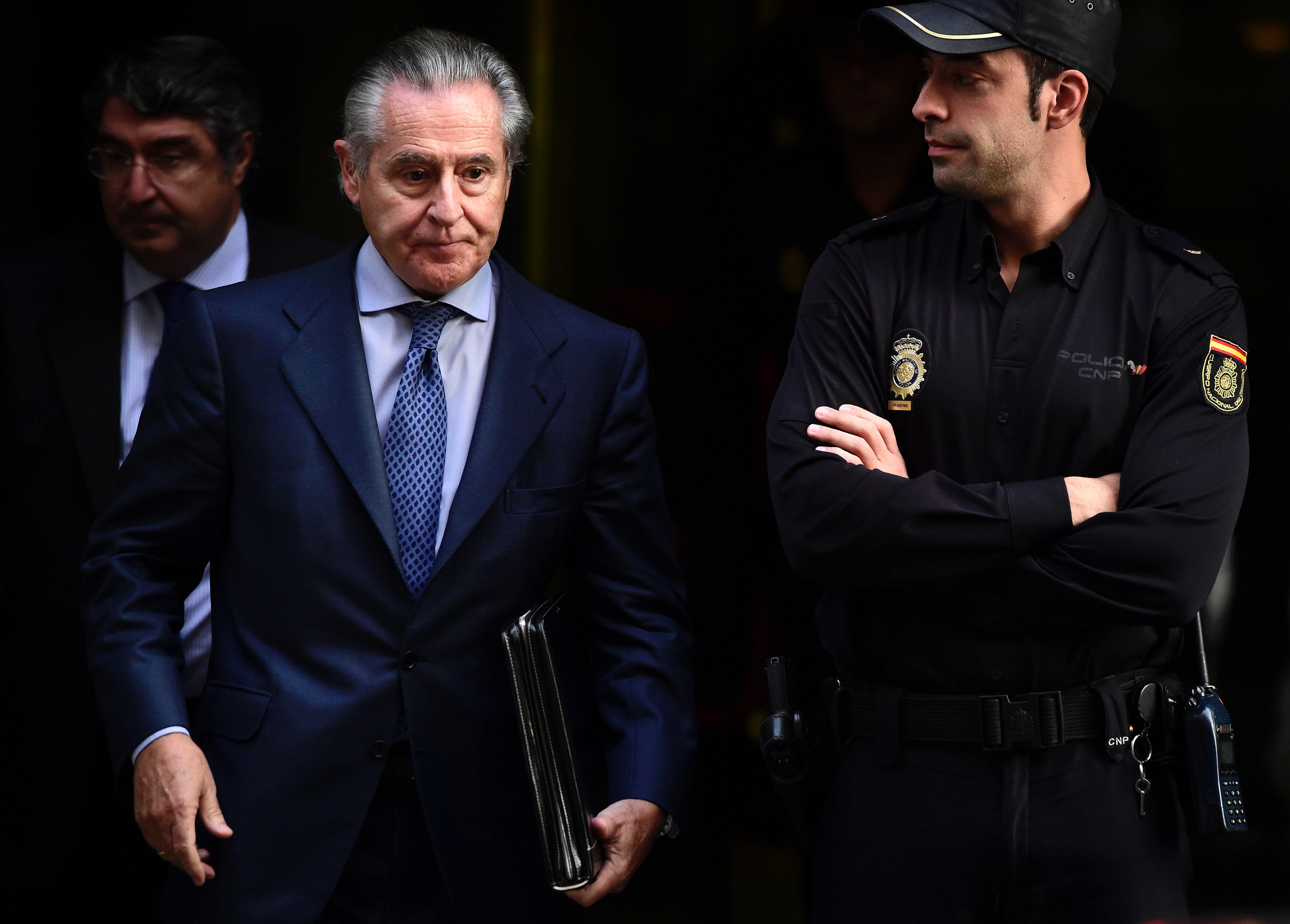 Acusado de corrupção, ex-presidente de banco espanhol é achado morto