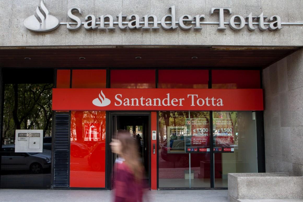 Lucro líquido no Brasil foi de 689 milhões de euros — Santander