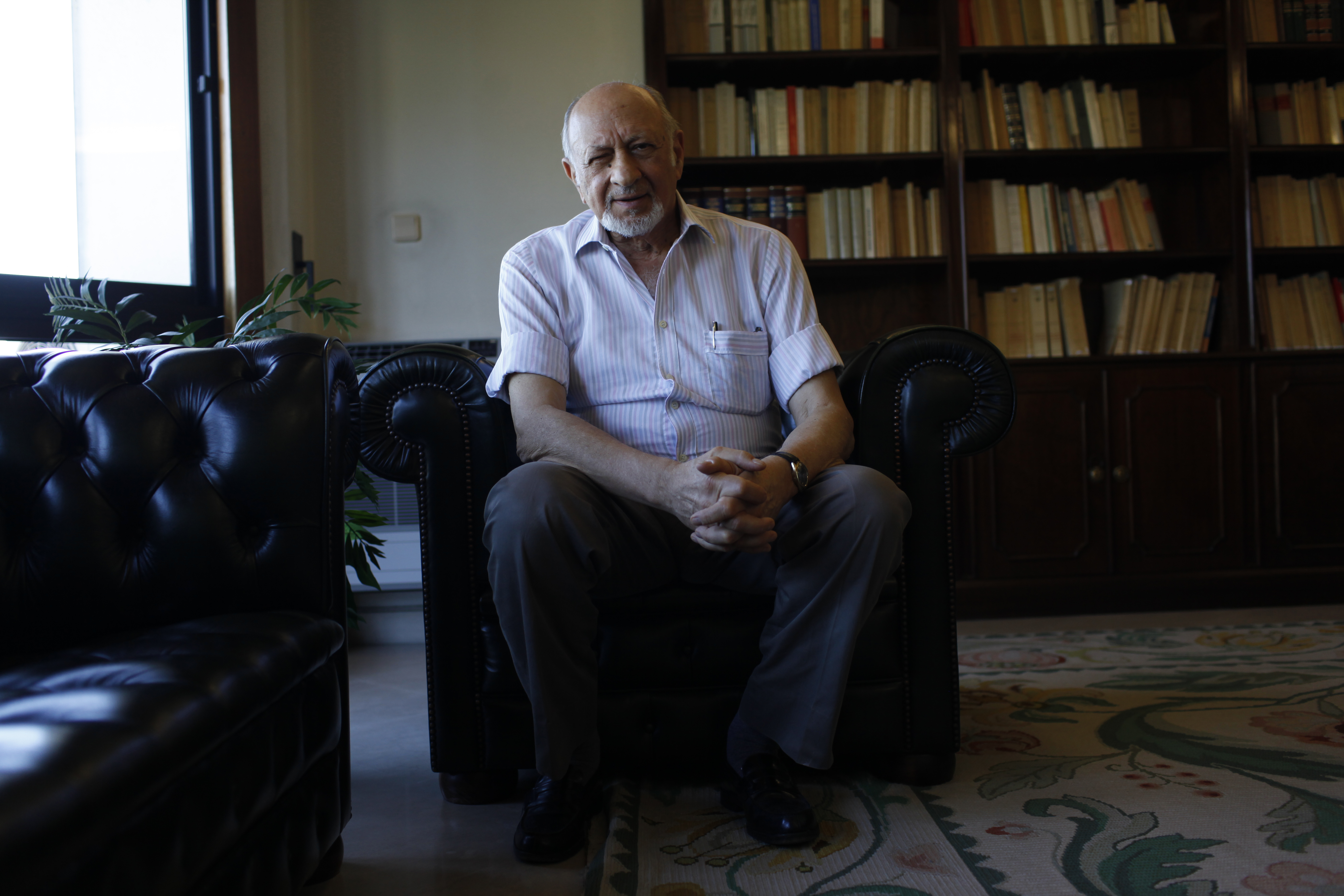 Morreu o antigo ministro português Medina Carreira