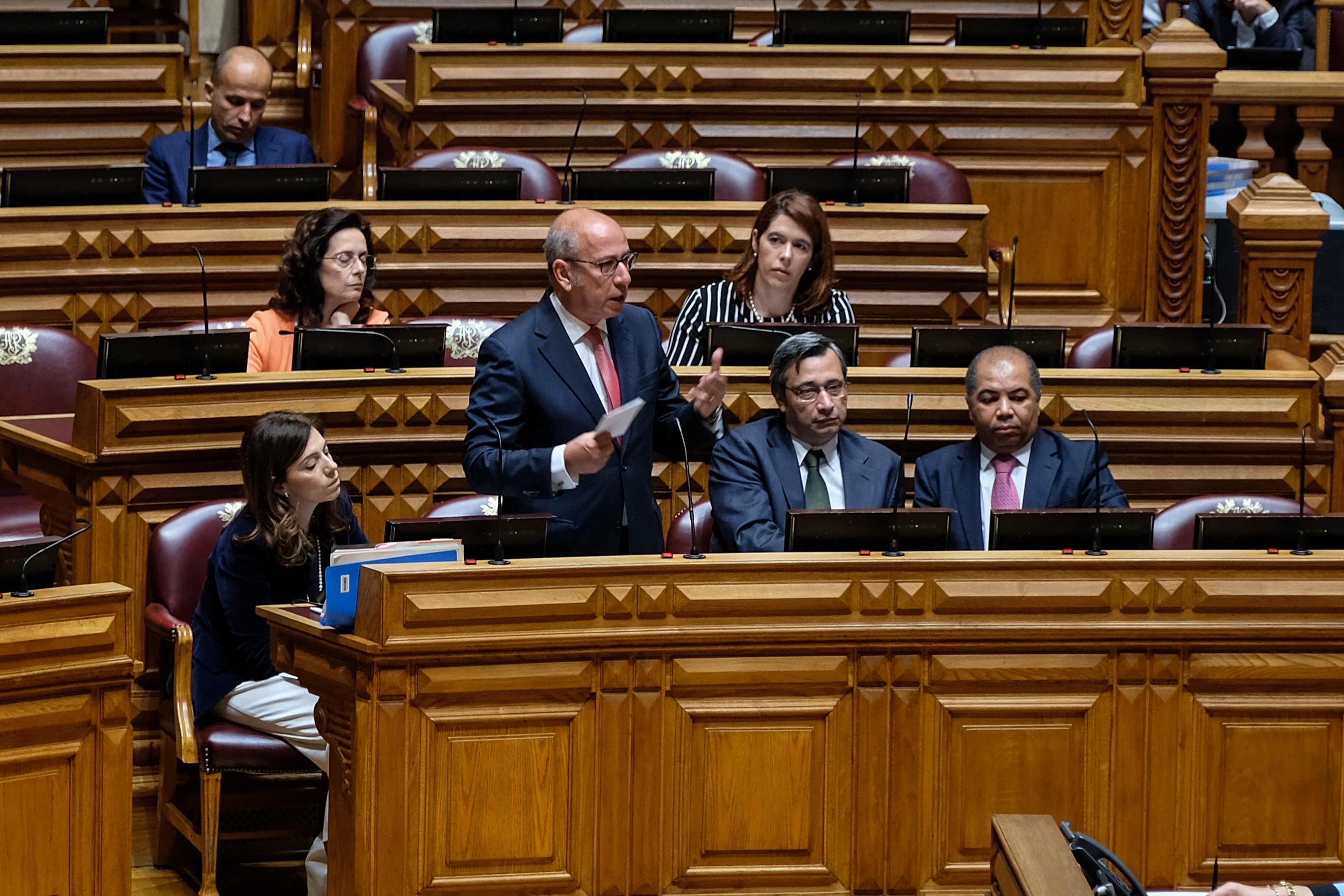 BE desafia partidos a apoiarem resolução para SIRESP pertencer ao Estado