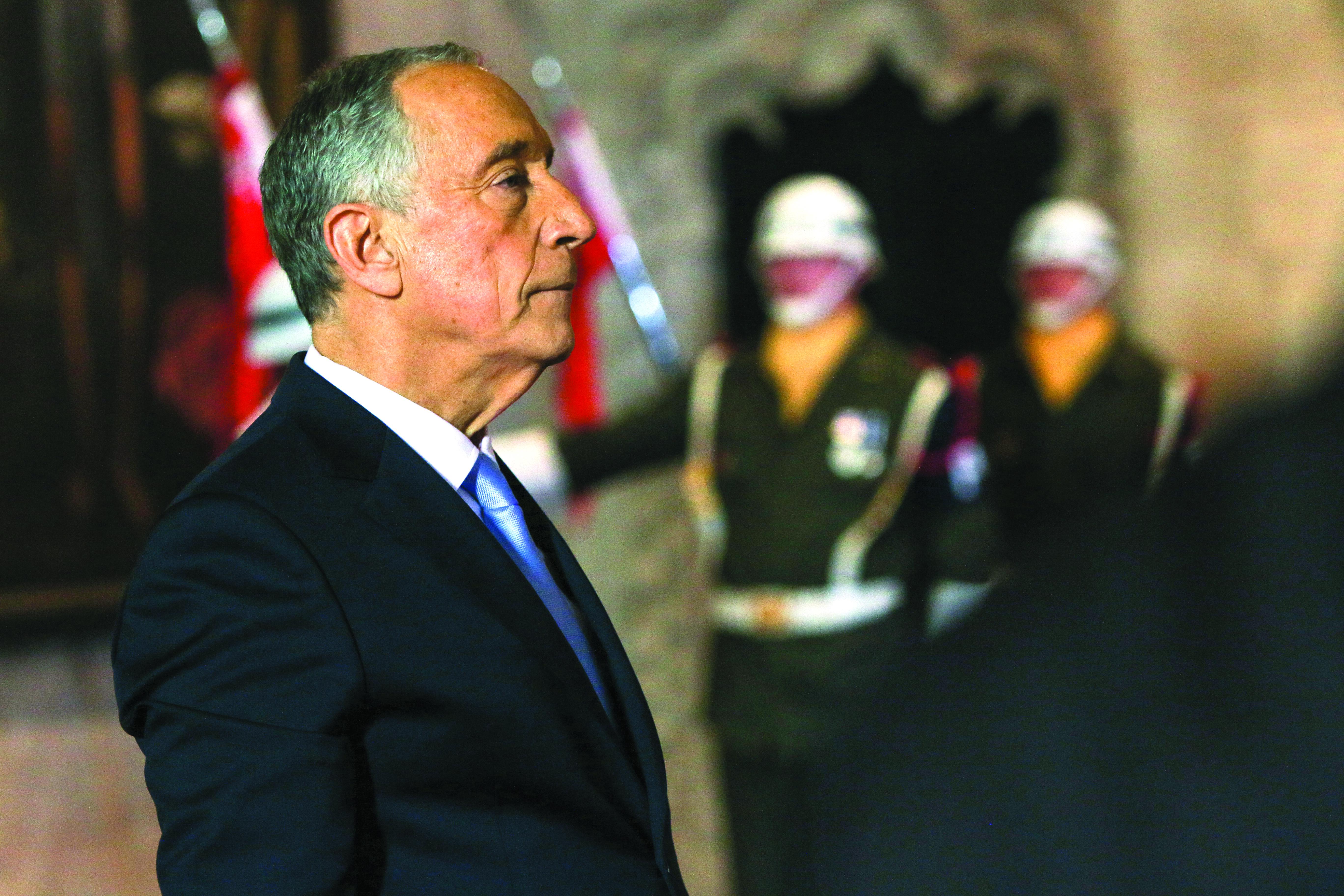 Marcelo vai convocar Conselho de Estado e de Defesa