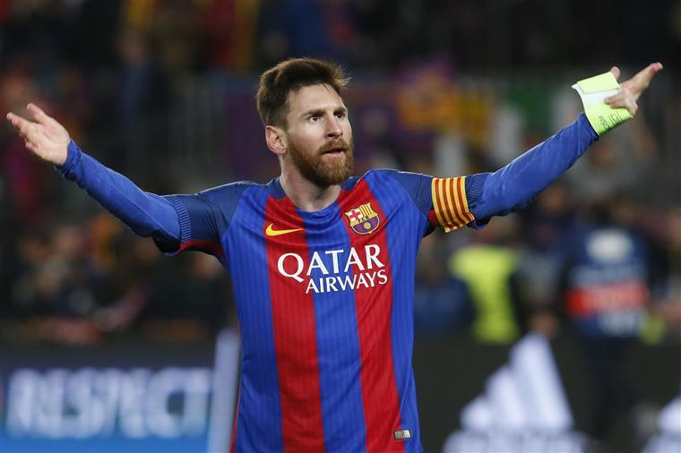 Justiça de Barcelona aceita pedido de trocar prisão de Messi por multa