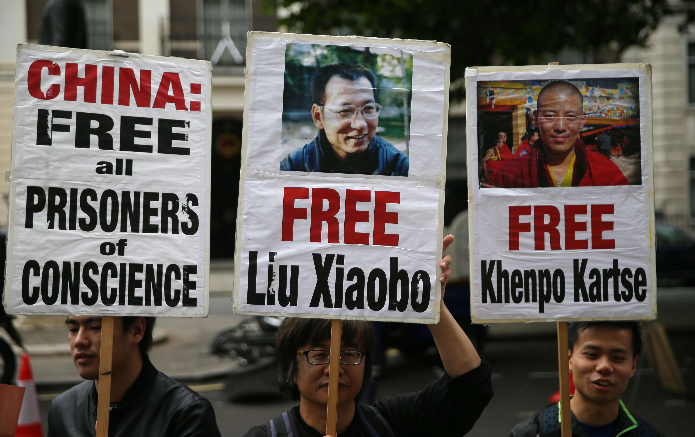Médicos ocidentais afirmam que dissidente chinês Liu Xiaobo pode viajar
