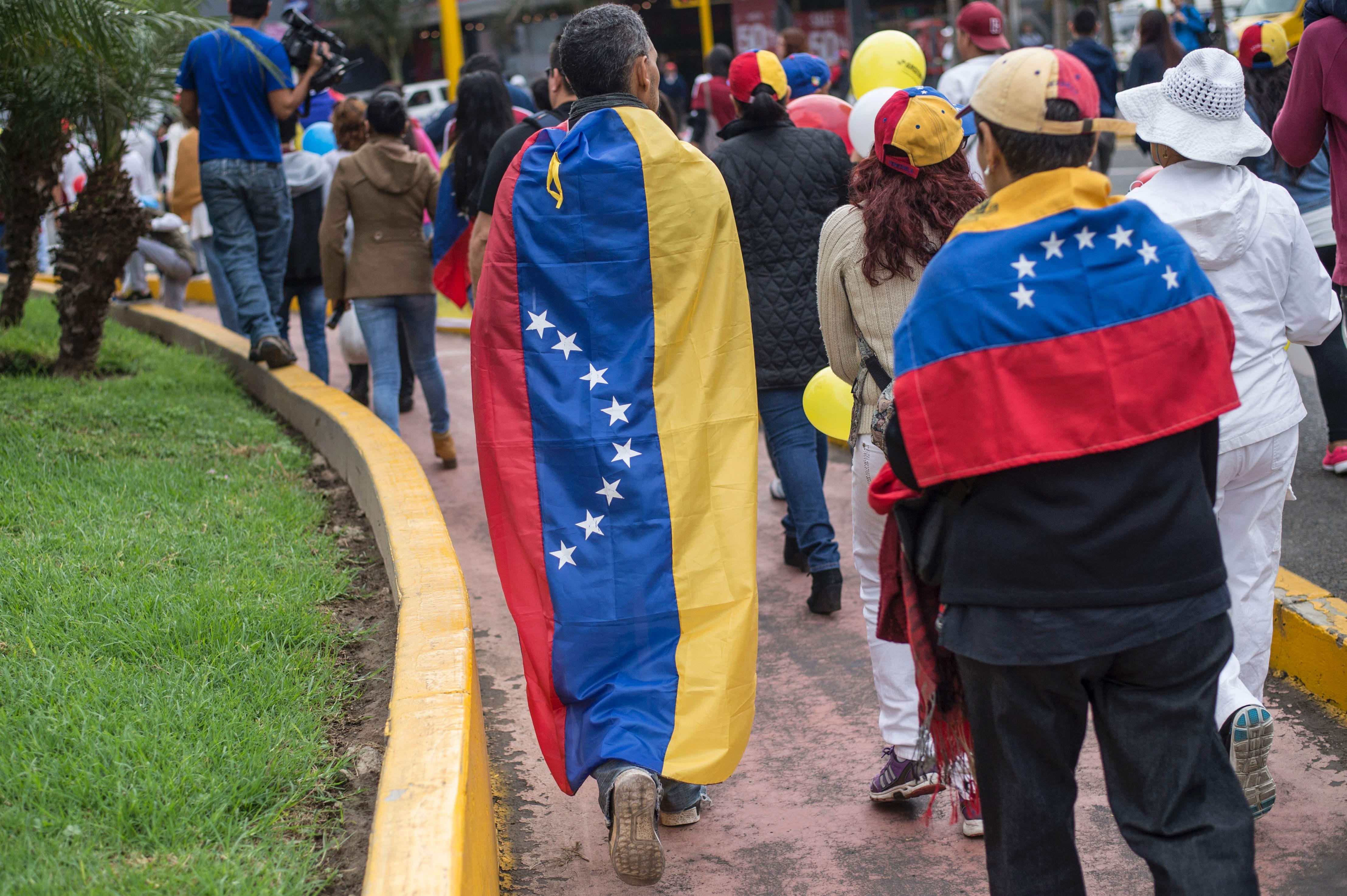 Venezuela prende líderes da oposição