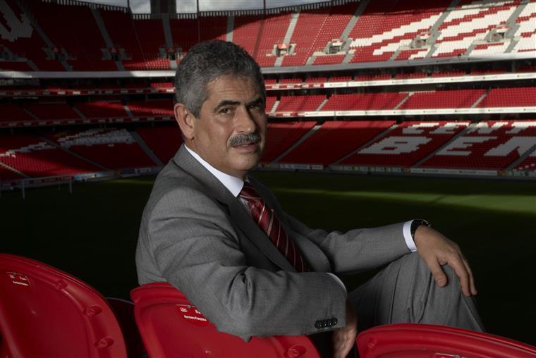 Vieira arrisca suspensão de dois anos após críticas a Bruno de Carvalho