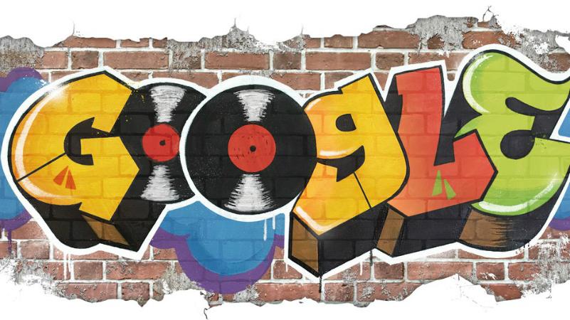 Google celebra aniversário do Hip Hop