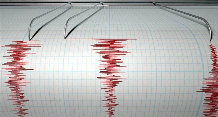 Sismo de 4.3 de magnitude sentido na zona de Lisboa
