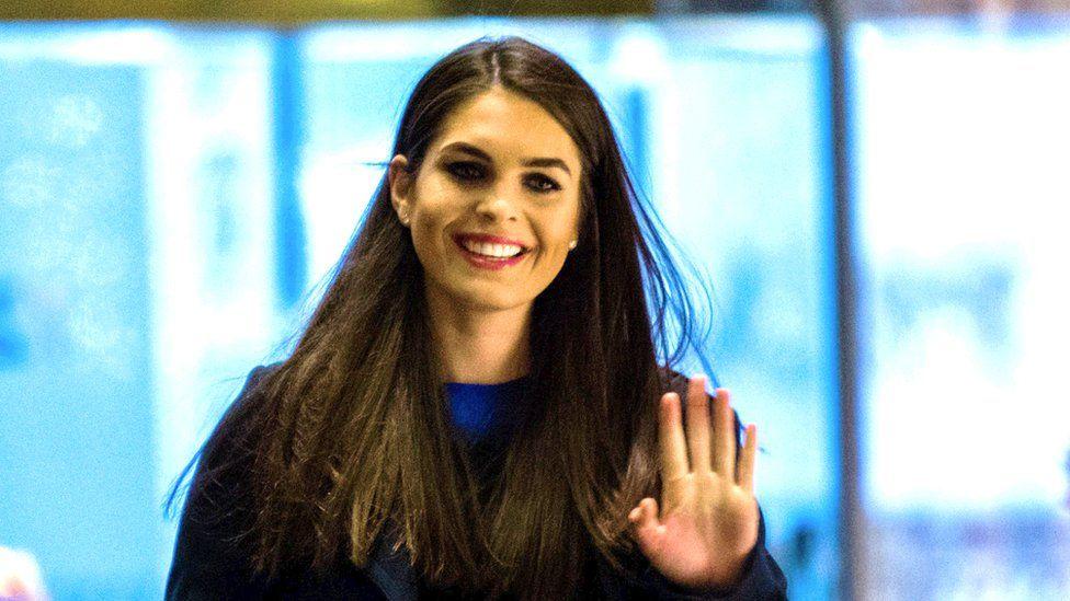 Ex-modelo de 28 anos é nova diretora de comunicação de Trump