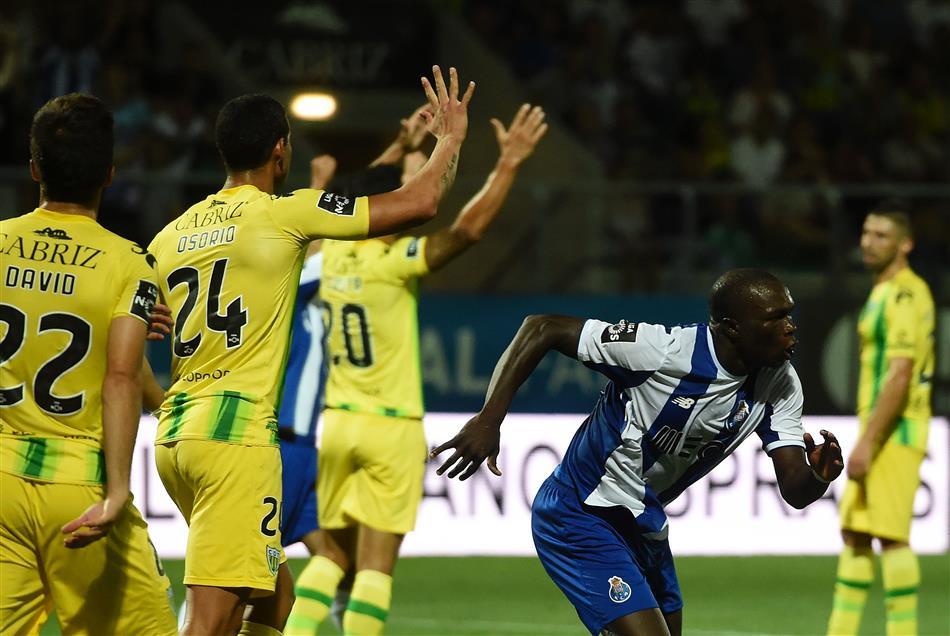 Moreirense perde no Porto (3-0)