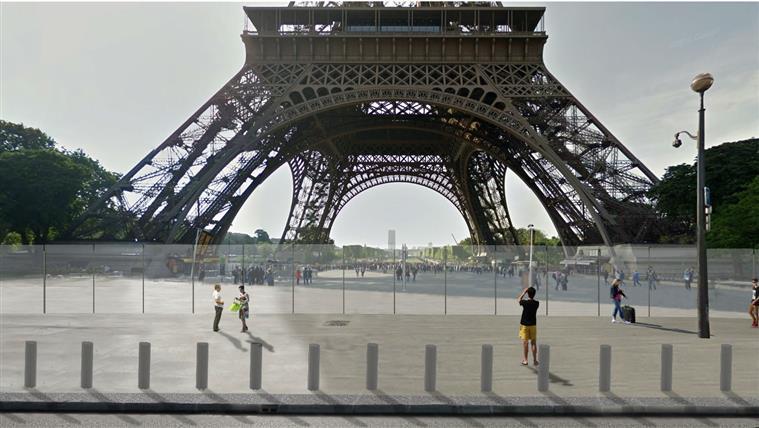 Arquitetura. Uma arma contra o terrorismo
