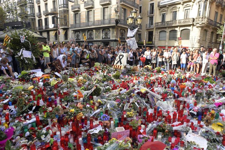 Barcelona. Confirmada identidade do condutor da carrinha