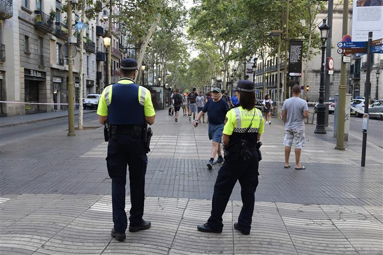 Barcelona. Mochila encontrada nas Ramblas é 'falso alarme'