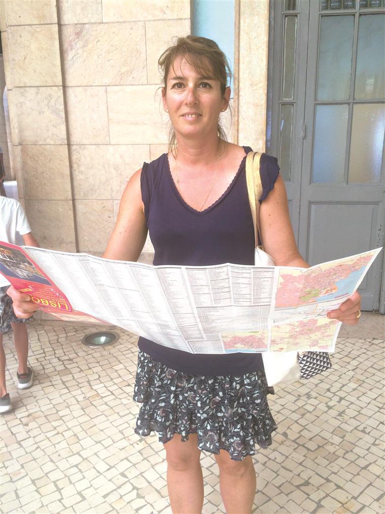 Carmen. A emigrante que quis redescobrir Lisboa