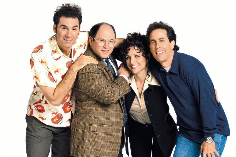 Jerry Seinfeld de volta ao stand-up com dois especiais