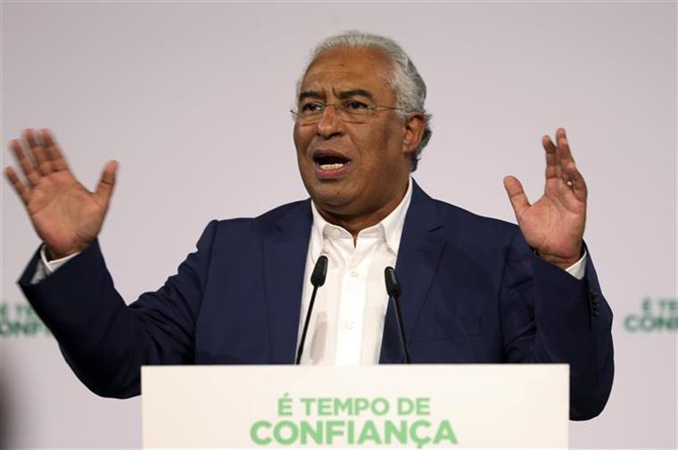 António Costa constata que