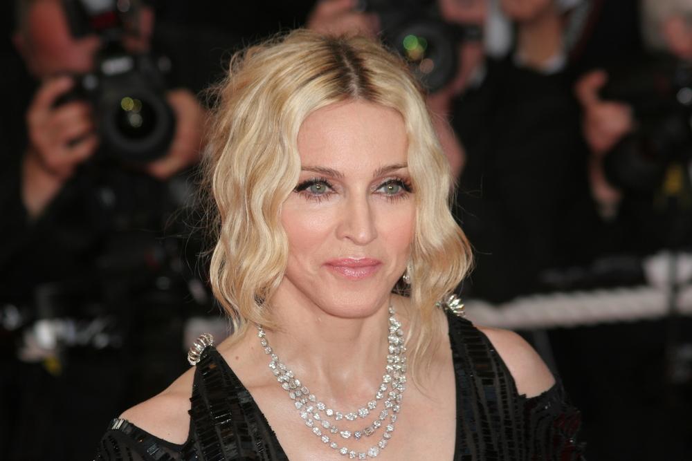Madonna muda-se para o Pestana Palace