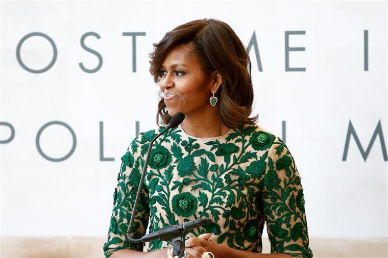 Michelle abafa rumores de divórcio com declaração a Barack Obama