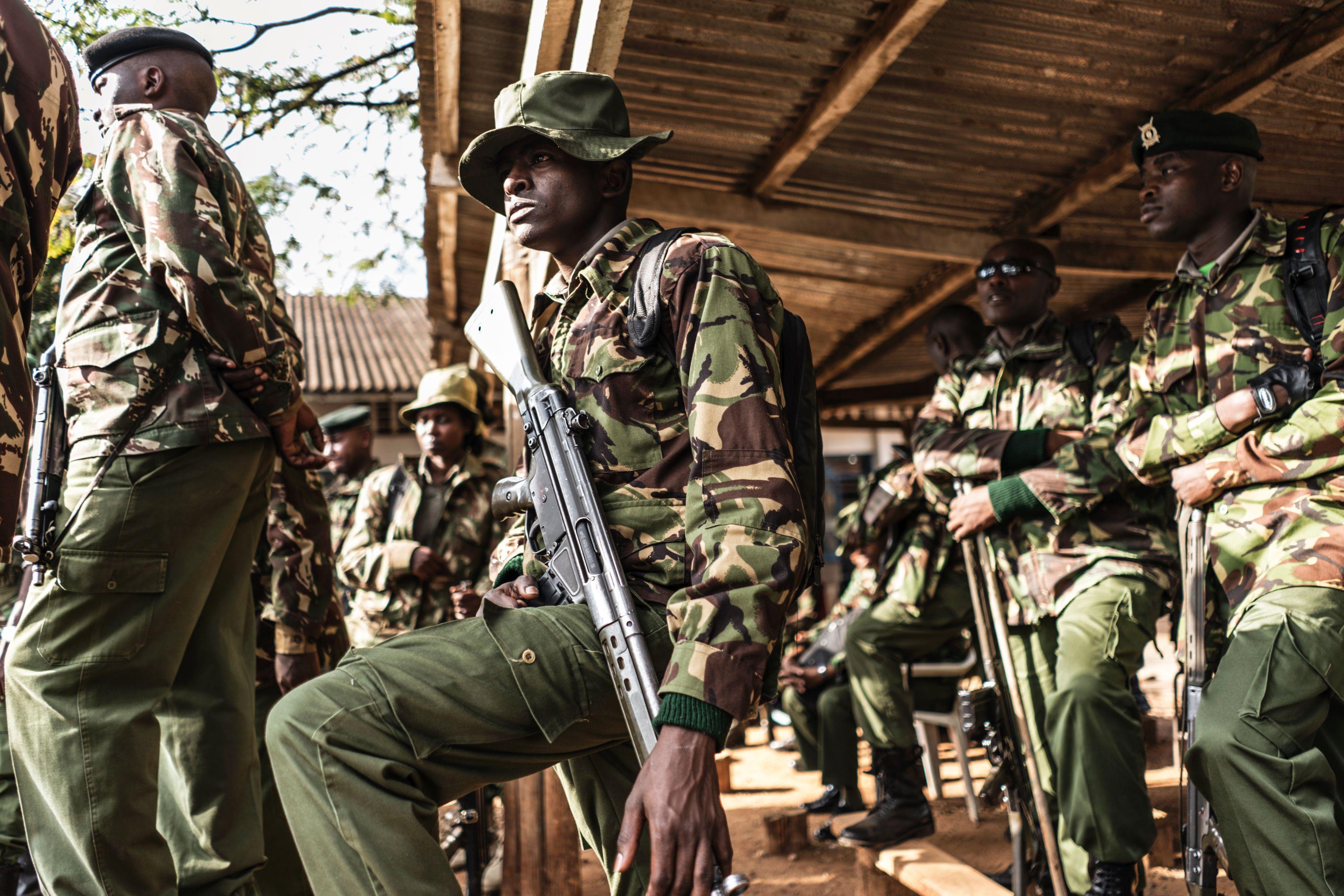Opositor denuncia manipulação de eleições no Quênia
