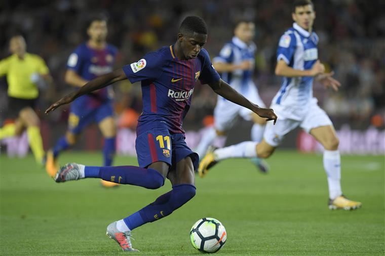 Contratação milionária do Barcelona lesionado por 4 meses