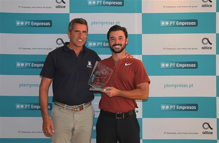 Golfe. João Ramos vence Pro-Am