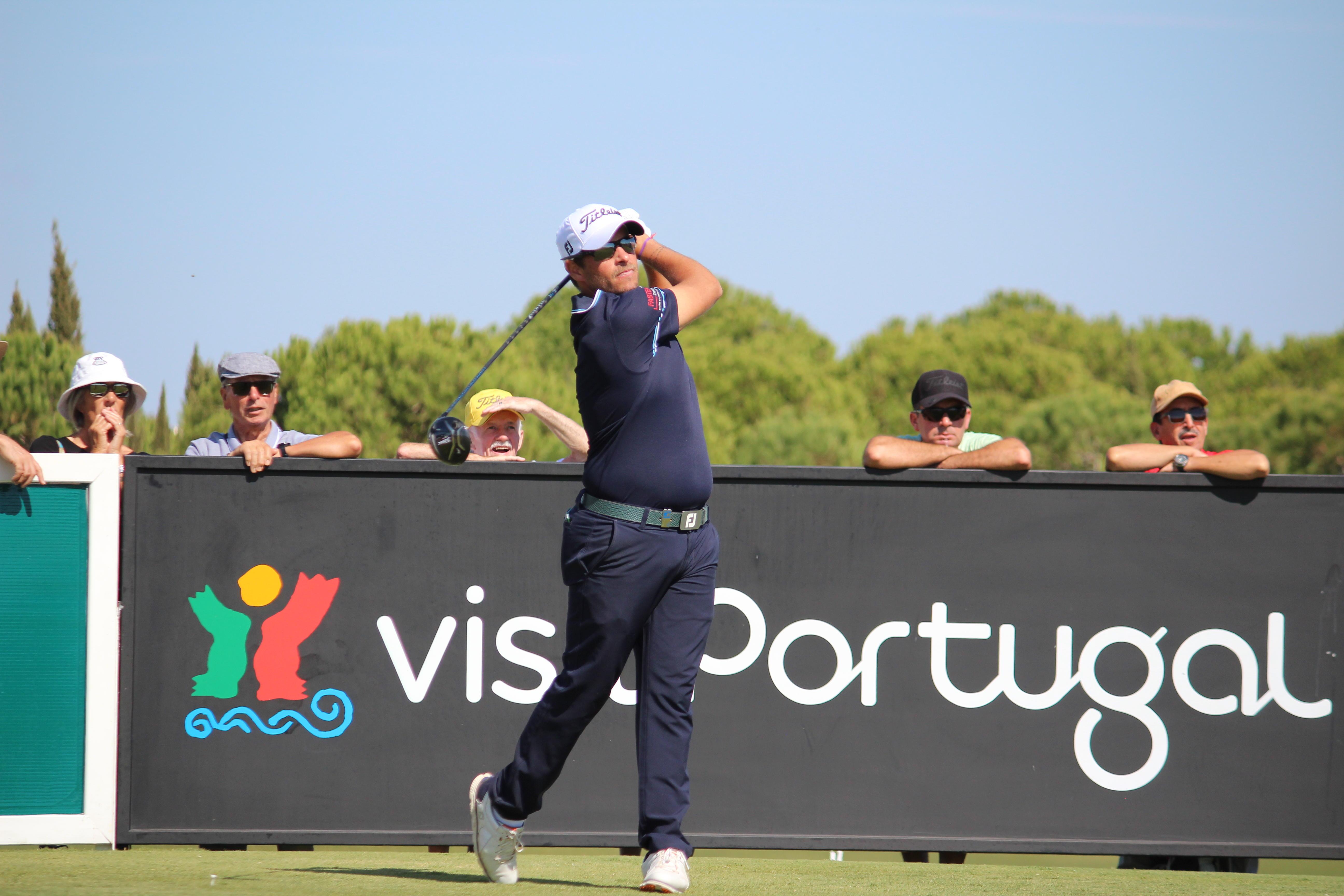 Portugal Masters: Tomás Bessa é o primeiro português a entrar em ação