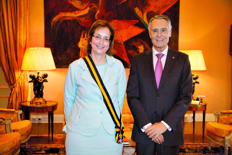 Embaixadora Graça Mira Gomes é a nova chefe das secretas