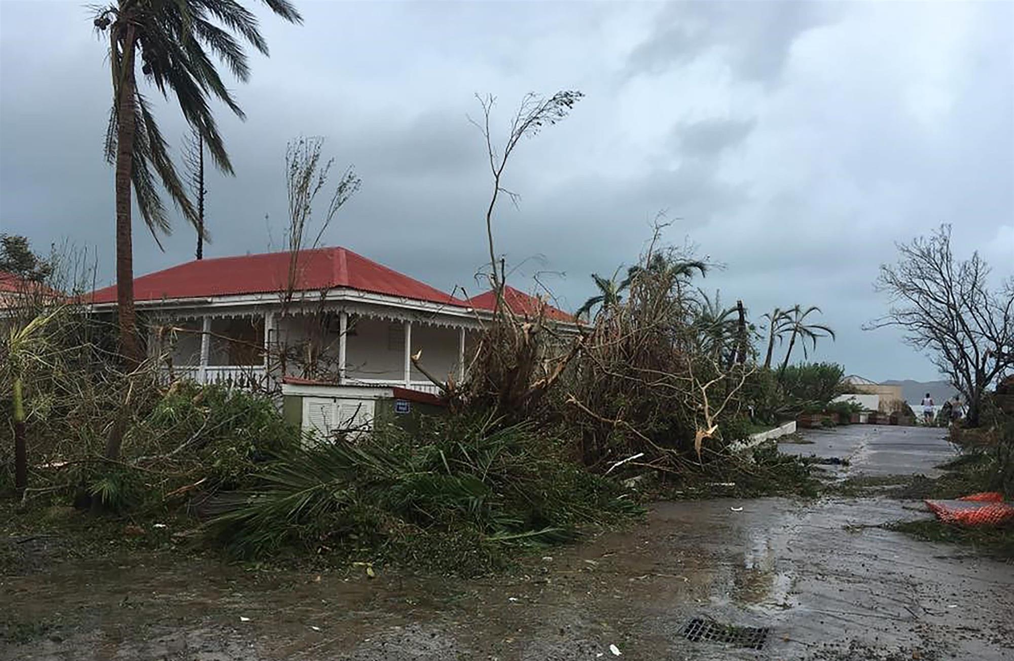 Milhares evacuam Florida com chegada de furacão Irma