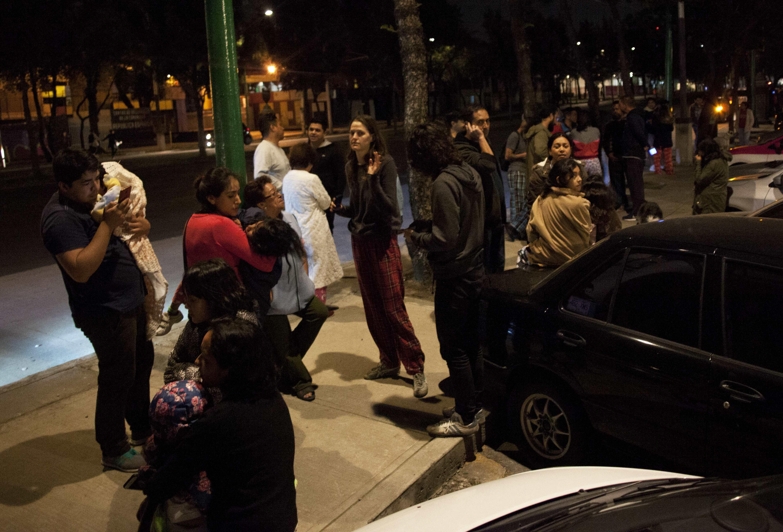 Sobe para 61 o número de mortos causados pelo sismo no México