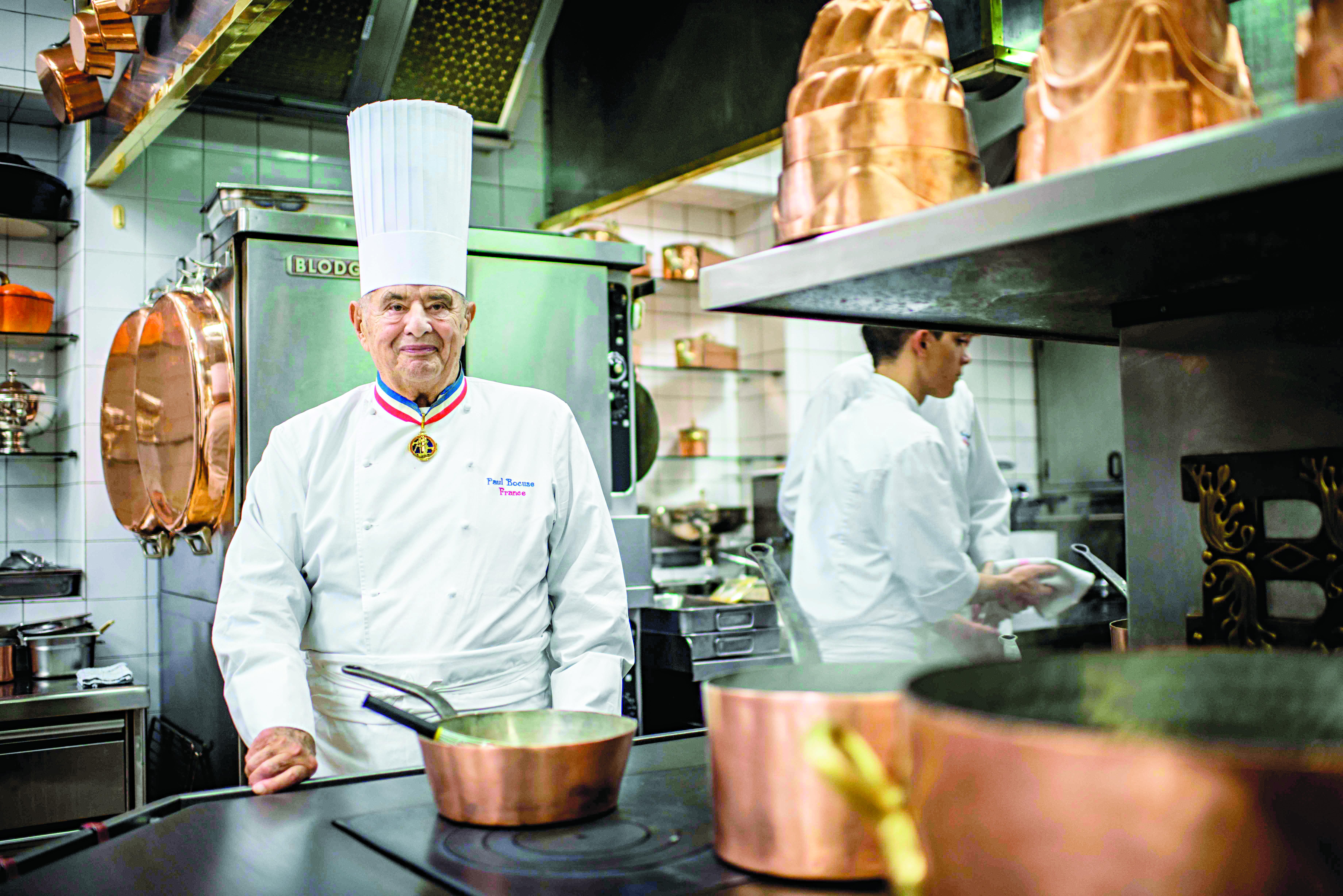 Morre o chef Paul Bocuse, considerado o chef do século