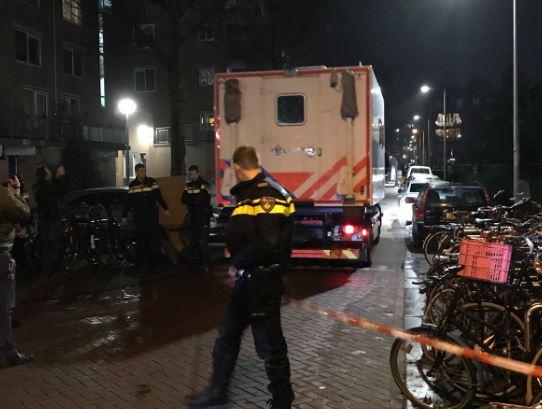 Tiroteio em Amesterdão fez um morto e dois feridos