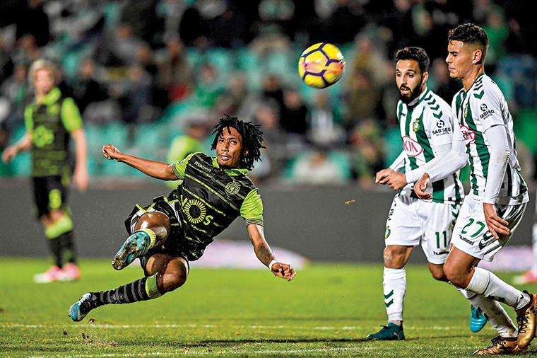 c80cff540a52c Sporting e Vitória de Setúbal entram hoje em campo para a final da Taça da  Liga