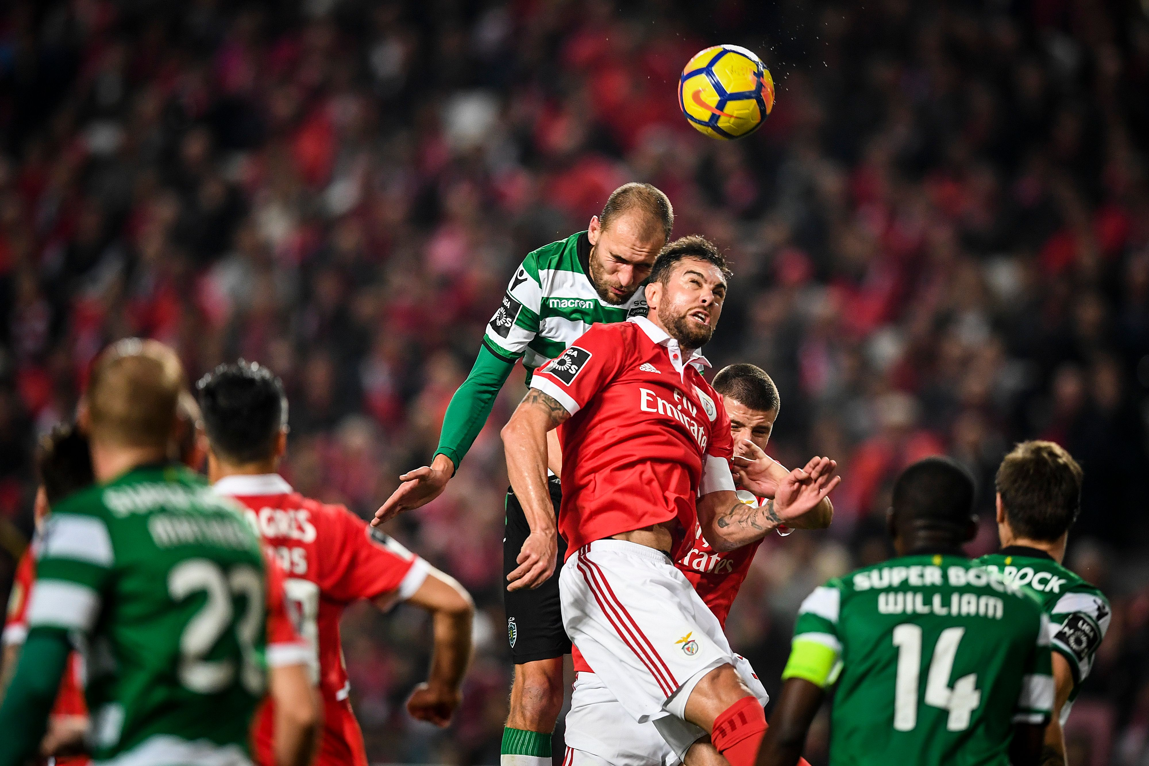 Resultado é muito pior para o Benfica