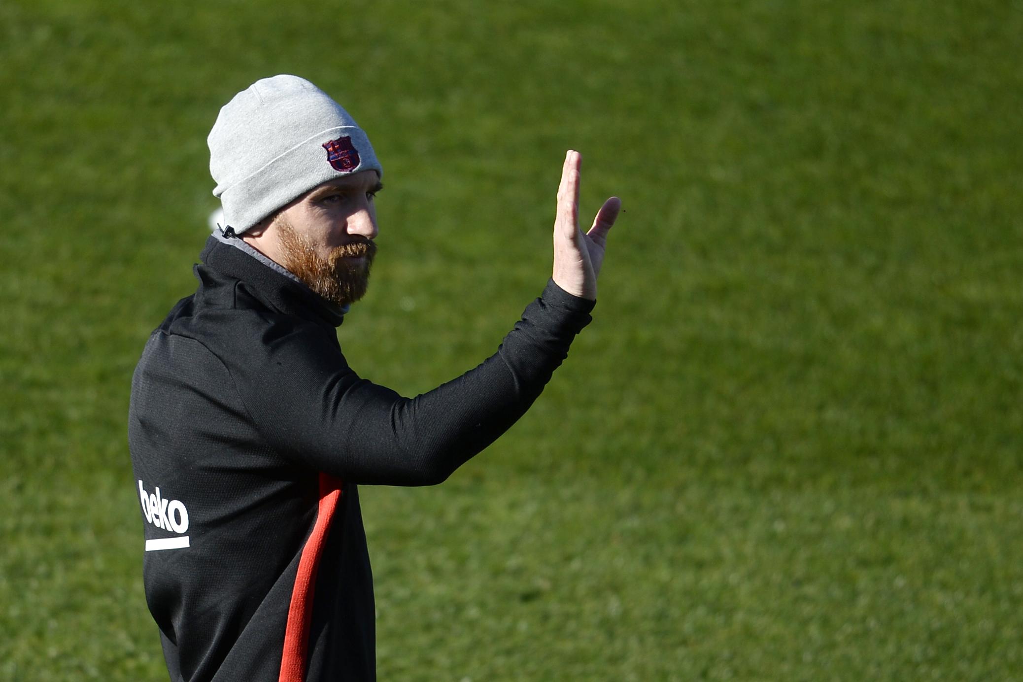 Independência da Catalunha pode causar rescisão de Messi no Barça