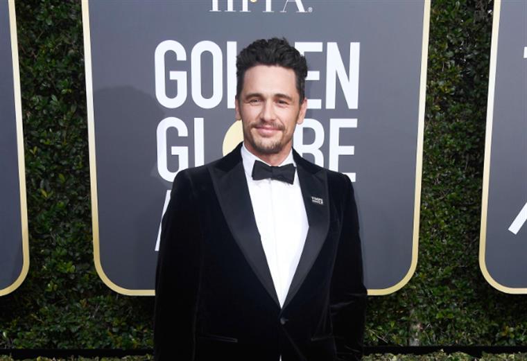 Ganhador do Globo de Ouro, James Franco é acusado de assédio sexual