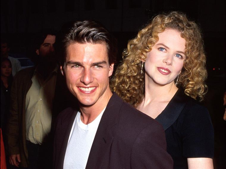 Nicole Kidman acredita que Tom Cruise a salvou de assédio sexual