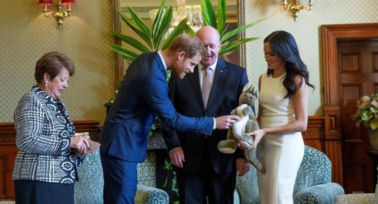 Bebé de Harry e Meghan já recebeu os primeiros presentes