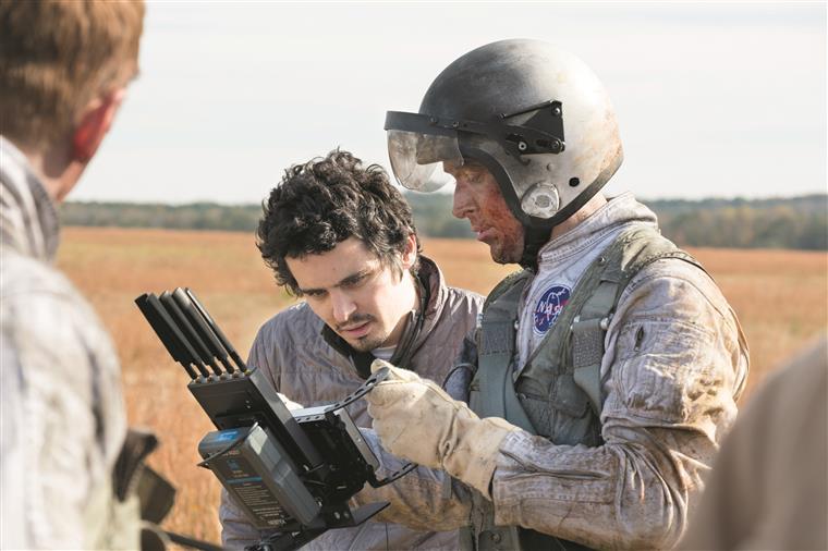 """Damien Chazelle. """"Quis colocar o público no lugar do Neil Armstrong"""""""