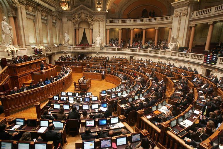 Resultado de imagem para mandato da assembleia da republica