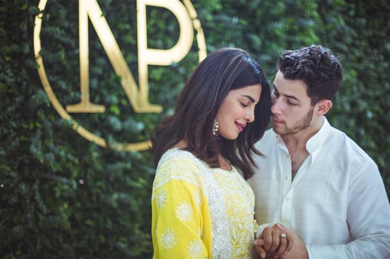 Nick Jonas e Priyanka Chopra acusados de promover crueldade contra animais