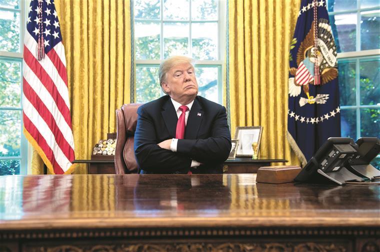 Donald Trump. O princípio do fim?