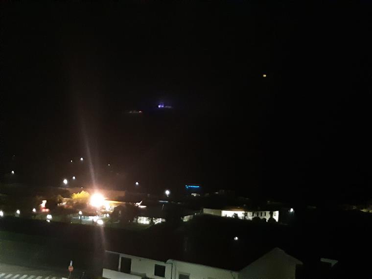 Autoridades identificam zona de impacto do helicóptero do INEM