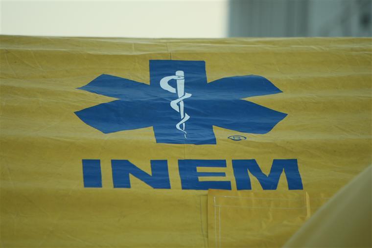 INEM aguarda inquérito de autoridades competentes