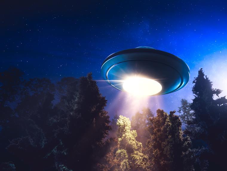 Qual seria a sua reação se soubesse que havia extraterrestres?