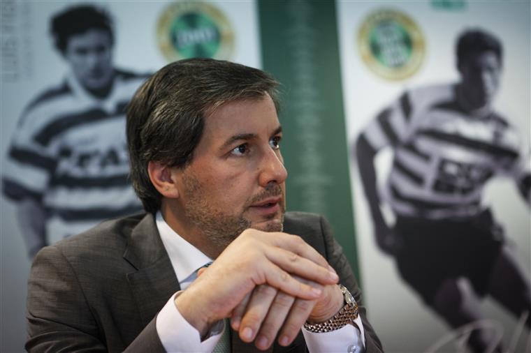 PJ investiga contas bancárias de Bruno de Carvalho e de familiares