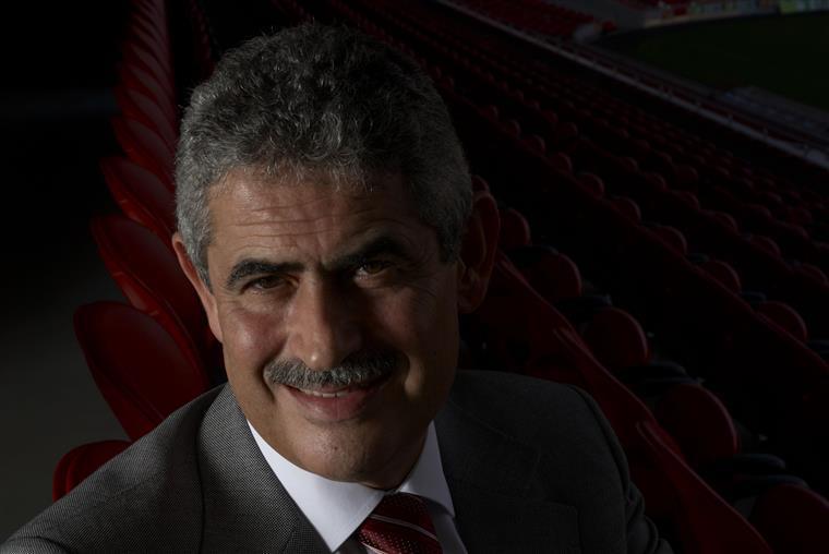 """Luís Filipe Vieira: """"Todas as vitórias [do Benfica] foram obtidas de forma limpa"""""""