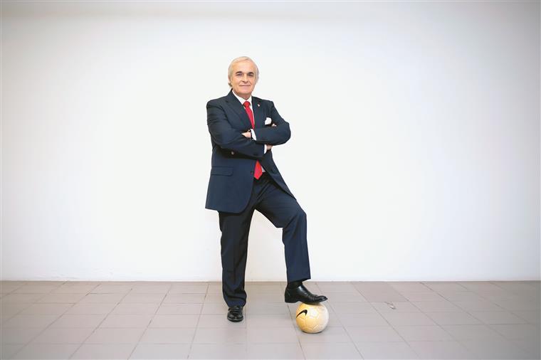 Benfica confirma buscas mas afasta-se do processo