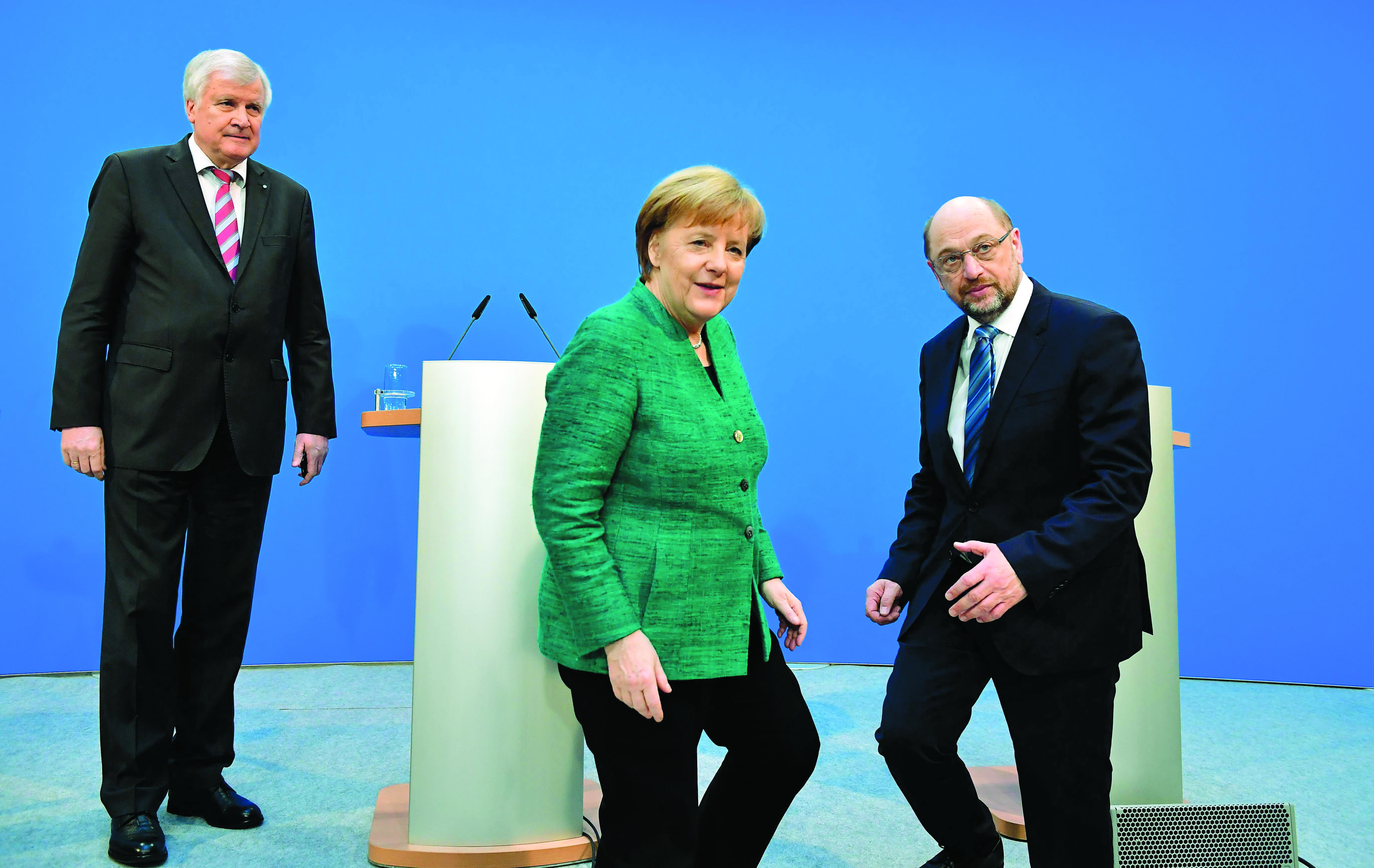 Líder social-democrata desiste de ministério — Alemanha