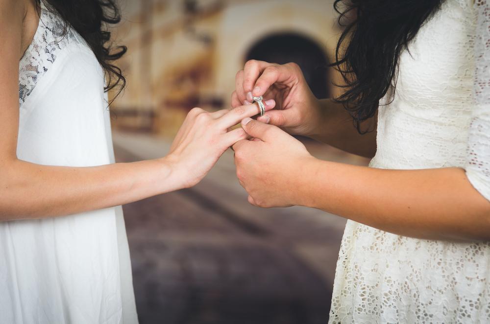Primeiro casamento entre mulheres é celebrado no Copacabana Palace