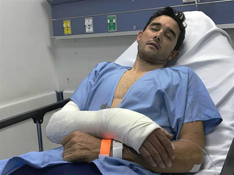 Ciclista sai para treinar, é assaltado e agredido